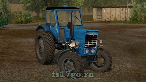 Мод трактор «МТЗ-52 Беларусь» для ФС 2015