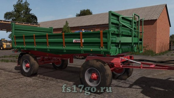 Мод «Kroger Agroliner HKD 150» для Farming Simulator 2017