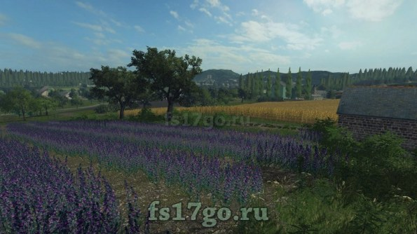 Карта «Provence Profonde» для Farming Simulator 2017