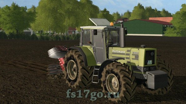 Мод «Huerlimann H6170T» для Farming Simulator 2017