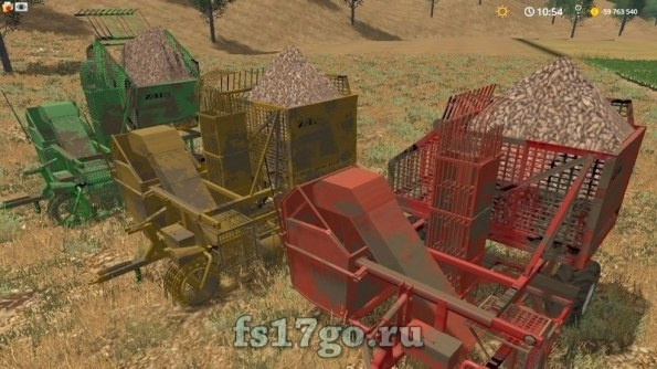 Мод «Neptun Z-413» для Farming Simulator 2017