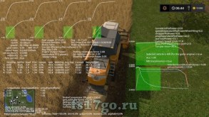 Мод Скрипт «More Realistic» для Farming Simulator 2017
