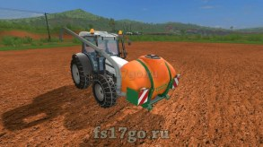 Мод «Amazone Sprayer Pack With Schlauch» для FS 2017