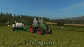 Обмотчик тюков «Mchale HS2000» для Farming Simulator 2017