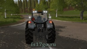 Мод «Valtra T 163» для Farming Simulator 2017
