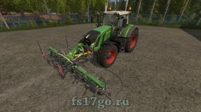 Мод «Fanex 604 Front Attacher Version» для FS 2017