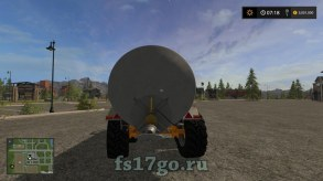 Мод «Rigual 12000» для Farming Simulator 2017