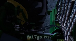 Мод «Amazone AD-P303 Great» для Farming Simulator 2017