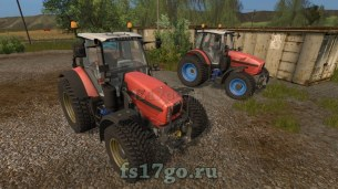 Мод «Same Fortis 160 с Интерактивом» для Farming Simulator 2017