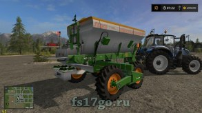 Мод «Stara Hercules 10.000» для Farming Simulator 2017
