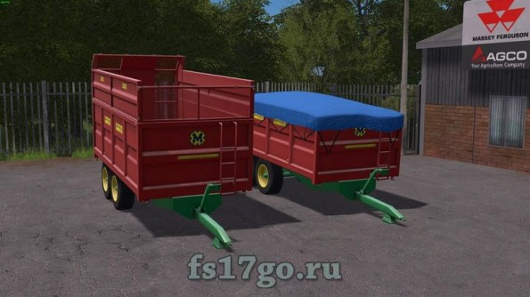 Мод «Marshall QM/11» для Farming Simulator 2017