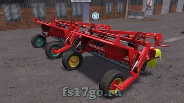 Мод «Kverneland Taarup 4032» для Farming Simulator 2017