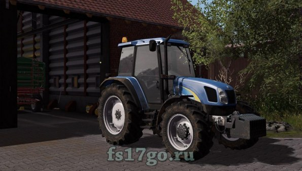 Мод «New Holland T5000» для Farming Simulator 2017