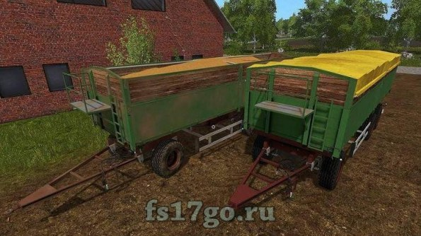 Мод «Kempf HK 24T» для Farming Simulator 2017
