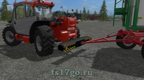 Мод «ArtMechanic PT-25» для Farming Simulator 2017
