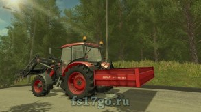 Мод «Krpan PT 180/125» для Farming Simulator 2017