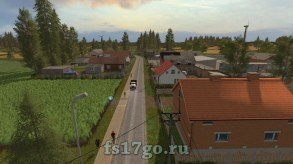 Карта «Badkowo Map» для Farming Simulator 2017