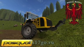 Мод «Pasquali Orion 8.95» для Farming Simulator 2017