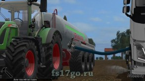 Мод «Vaia MB160 Tridem» для Farming Simulator 2017