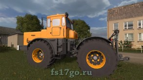 Мод «Кировец К-700 HD 3» для Farming Simulator 2017