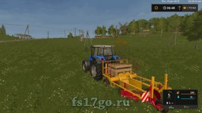 Мод саженцы «Pallet Setzlnge» для Farming Simulator 2017