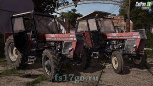 Мод «Ursus C385 / C385A» для Farming Simulator 2017