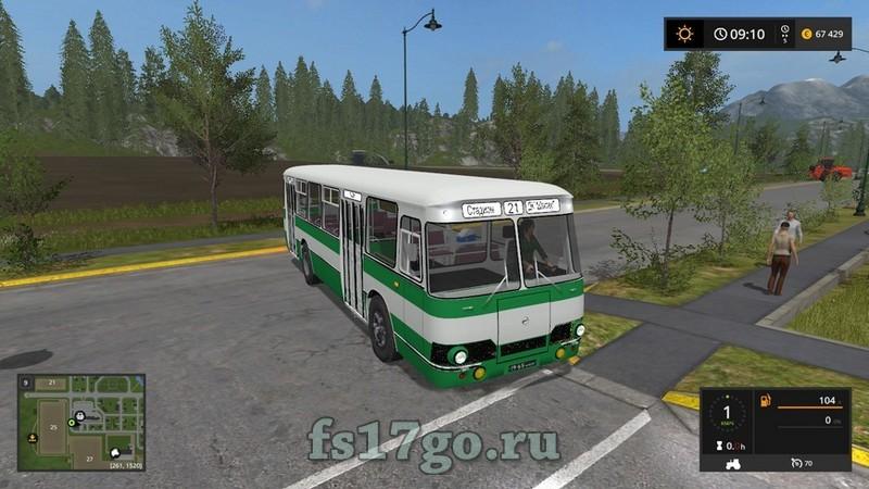 Скачать моды на фермер симулятор 2018 автобусы