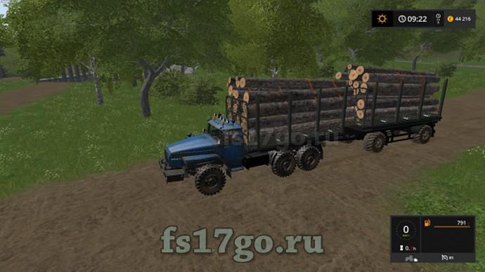 мод для фс 17 лесовоз с автоподбором