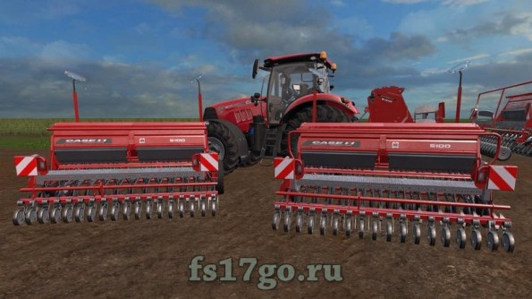 Мод «Case 5000 Super Pack» для Farming Simulator 2017