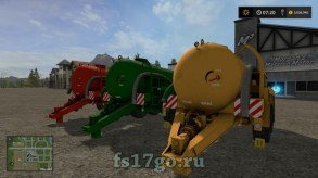 Мод «MV5 Trailer» для Farming Simulator 2017