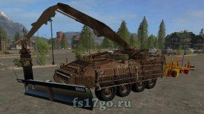 Мод «Stryker 133AT/2x» для Farming Simulator 2017