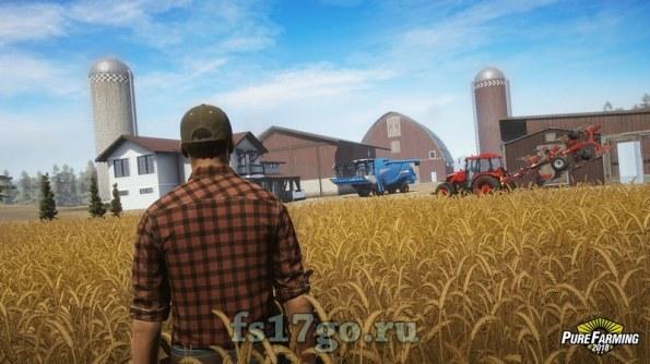 3 режима игры в Pure Farming 2018