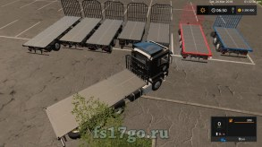 Мод «ATC Vehicle Pack» для Farming Simulator 2017