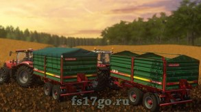 Мод «MetalTech TB Pack» для Farming Simulator 2017