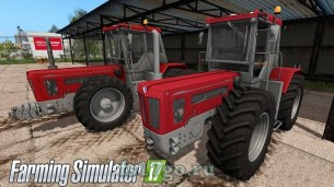 Мод «Schluter 2500 TVL – DH» для Farming Simulator 2017