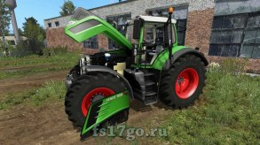 Мод «Fendt 900 S4 Profi Plus» для Farming Simulator 2017