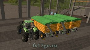 Мод «Joskin Tetra Cap 5025 19DR160» для Farming Simulator 2017