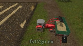 Мод «Gueldner G75A» для Farming Simulator 2017