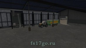 Мод «Universal Hall Placeable» для Farming Simulator 2017