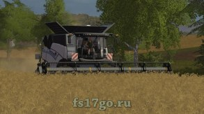 Мод «New Holland CR1090 Pack MoreRealistic» для FS 2017