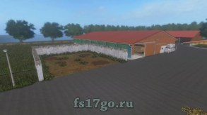 Карта «Small village by The Sea» для Farming Simulator 2017