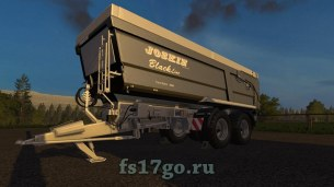 Мод «Joskin Trans Space 7000 by BigBrosi» для FS 2017