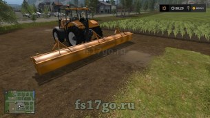 Мод «Ground Modification (10 метров)» для Farming Simulator 2017