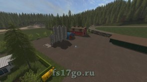 Карта «Giants Elite» для Farming Simulator 2017