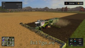 Мод пак «Claas Lexion Ultimate Map Pack» для FS 2017