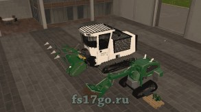 Пак для леса «Packs Forestier» для Farming Simulator 2017