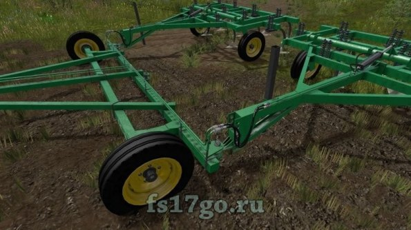 Мод Пак «КПЭ-3,8 + сцеп СП-8» для Farming Simulator 2017