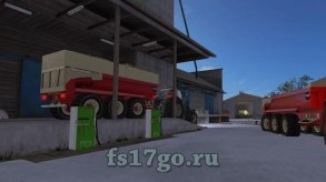 Мод прицеп «Beco Maxxim 300» для Farming Simulator 2017