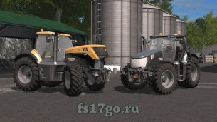 Мод «JCB Fastrac 7000» для Farming Simulator 2017