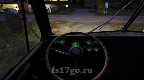Мод «МАЗ-504 и МАЗ-93801» для Farming Simulator 2017